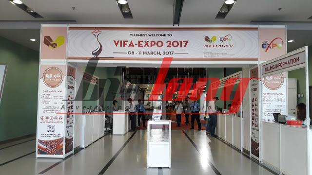 Only 2 Months Left And Vifa 2018 Vietnam International Furniture And Home Accessories Fair